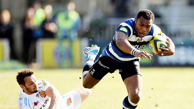 From the front line to the try line: Twickenham ready to salute Rokoduguni