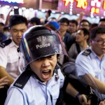 Hong Kong student leaders banned from Mong Kok protest site