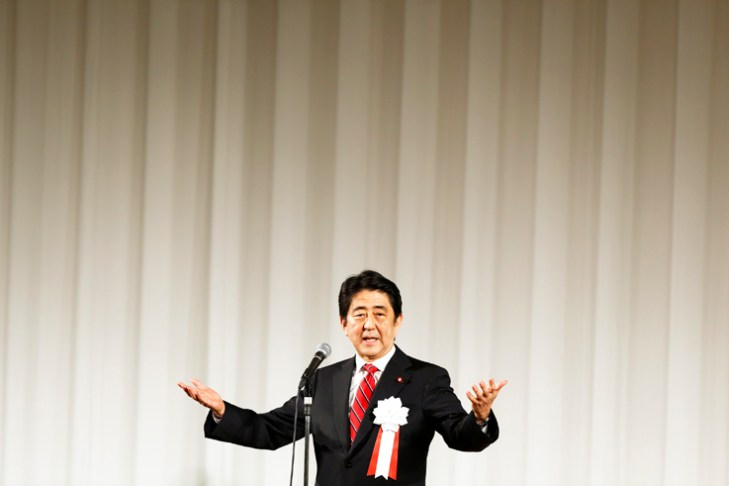 Japan's Abe poised to announce snap poll, delay tax hike