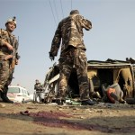 Suicide bomber kills five in attack on British embassy car in Kabul (update 2)