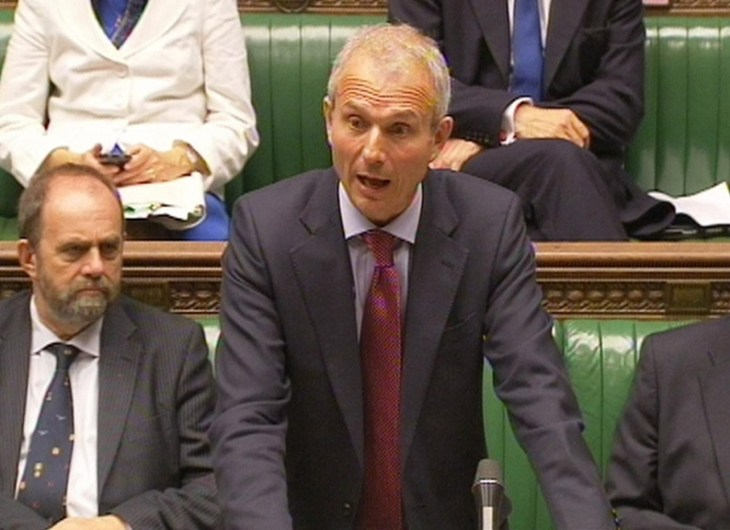 Lidington says Britain 'fully engaged' with Cyprus
