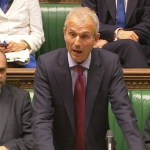 Britian's Minister  for Europe David Lidington
