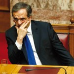 Greek PM falls short in first round of presidential vote