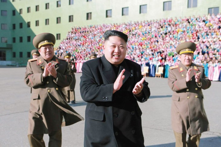 UN members want N.Korea in international court for rights abuses