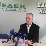 Sizopoulos and Varnava to face off for EDEK leadership