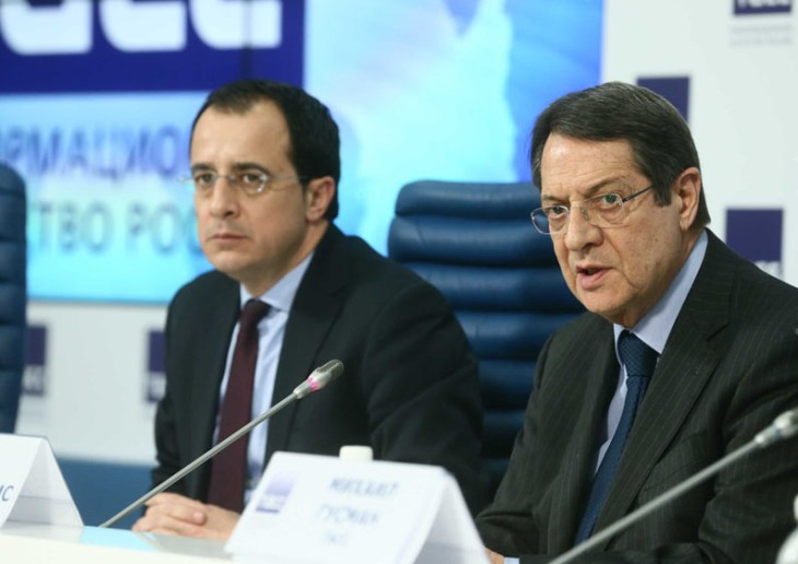 Anastasiades should not forget what he was elected for