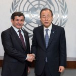 Davutoglu urges Ban to come up with Cyprus plan