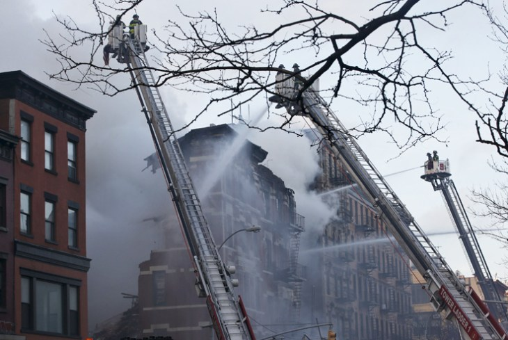 Police seek two people unaccounted for after New York explosion