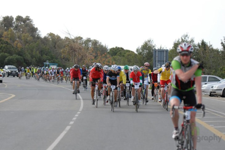 Record number of participants in Cyprus Cycling Tour 2015