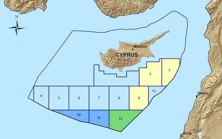 MoU for transport Cypriot gas to Egypt