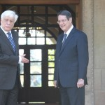 Greece and Cyprus reaffirm 'strong bonds'