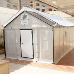 IKEA gets first order for flat-pack refugee shelters