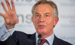Blair to step down as Middle East envoy -diplomatic sources (Updated)