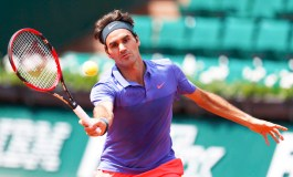 Nishikori takes centre stage, Halep crashes out (Update 2)