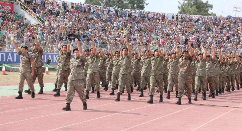 Conscripts 'graduate' from boot camps islandwide