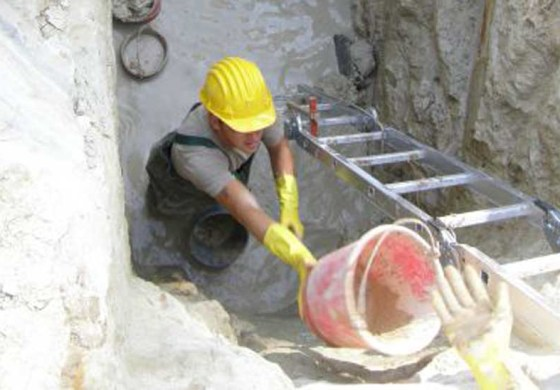 Cautious optimism after burial site discovery