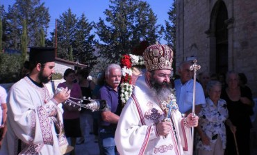 Morphou refugees return for annual pilgrimage to Ayios Mamas church