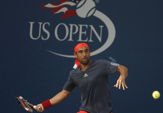 Injury forces Baghdatis to retire at Flushing Meadows opener
