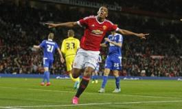 United's Martial plays down comparisons with Henry