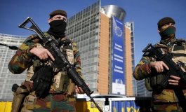 Belgium lowers security alert level in Brussels