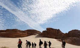 NGO hopes Bedouin hospitality and landscape will lure visitors to Sinai after Russian plane crash