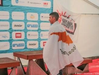 Διεθνής προσωπική επιτυχία του αθλητή Ορέστη Γερμανού και του Ναυτικού Ομίλου Λεμεσού