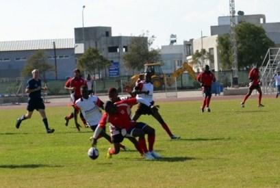 CESV follow the TRNC Pumas RFC