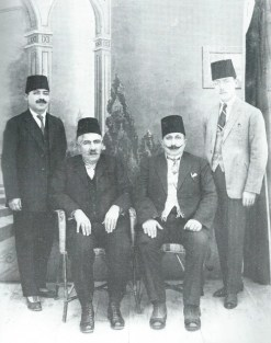 Photo of Ottoman Cypriots by Spyros Haritou