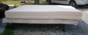 Orthopaedic bed.