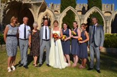 Janine Mould and Keith Hutchnson wedding 3