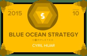 Blue Ocean Strategie MOOC