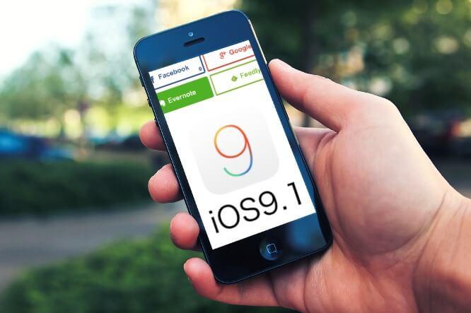 iPhone4s iOS9.1 不具合 評判 軽い 容量 5s 5c バッテリー 絵文字 メモ帳 メール LINE 低電力モード