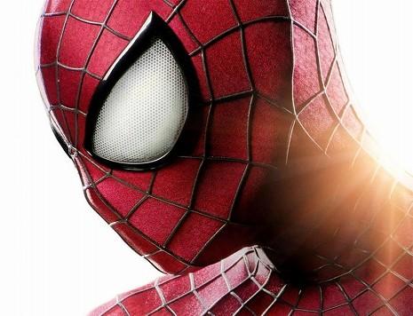 アメイジングスパイダーマン2のスーツ