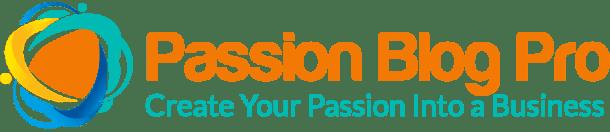 Passion_Blog_Pro Logo