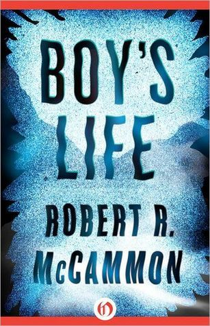 Beach reading - Boy's Life book cover