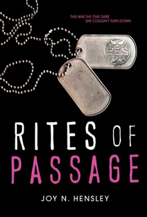 Review: Rites of Passage by Joy N. Hensley