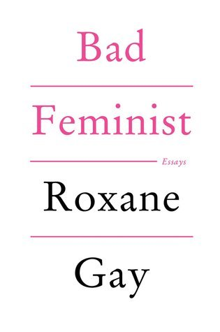 Beach reading - Bad Feminist book cover