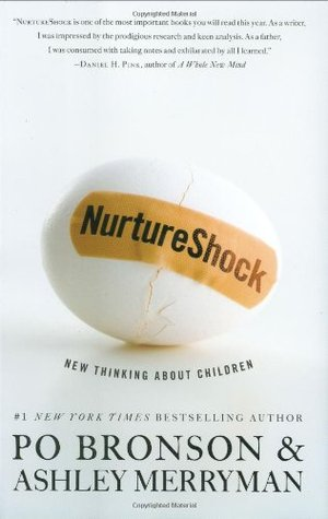 NurtureShock book cover
