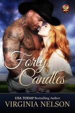 Review:  Forty Candles by Virginia Nelson
