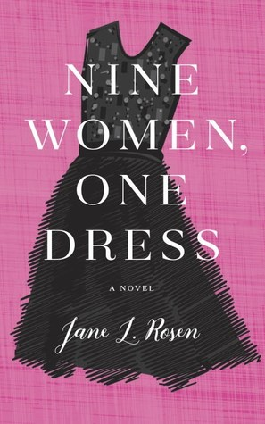 Beach reading - Nine Women, One Dress book cover