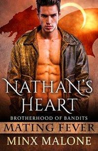 Nathan's Heart (Brotherhood of Bandits, #1)