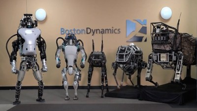 Leaked video shows Boston Dynamics' new 'nightmare ...