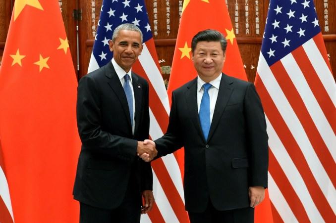 Obama at G20 summit