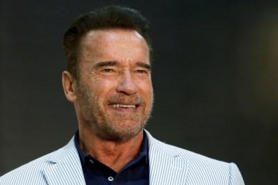 Arnold Schwarzenegger celebrates son Joseph Baena's 19th birthday at Oktoberfest