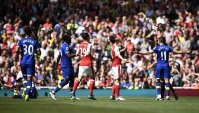 Arsenal miss out on Champions League qualification despite 3-1 win over Everton