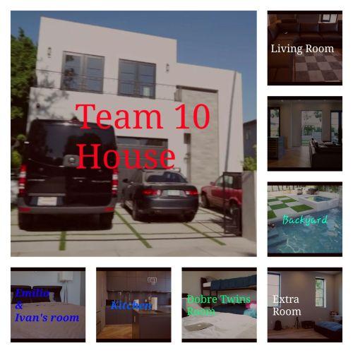 Medium Of Team 10 House Address