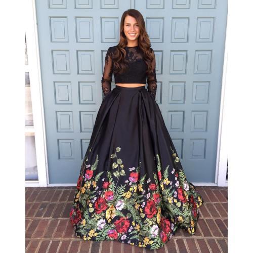 Medium Crop Of Long Prom Dresses