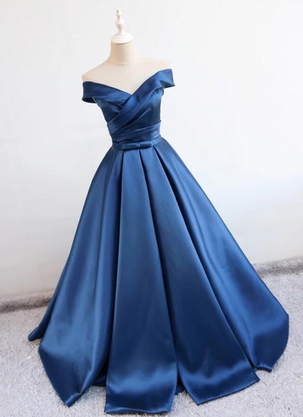 Fullsize Of Off The Shoulder Prom Dresses