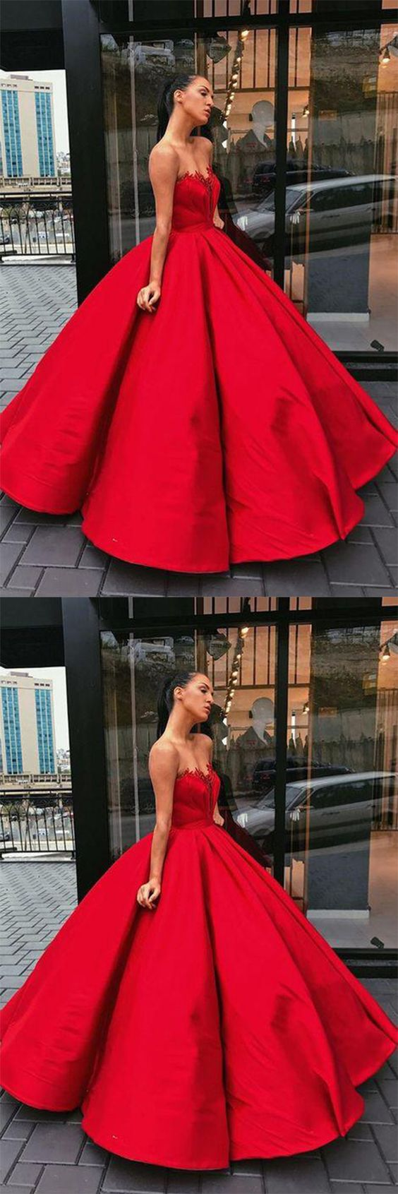 Fullsize Of Red Prom Dress