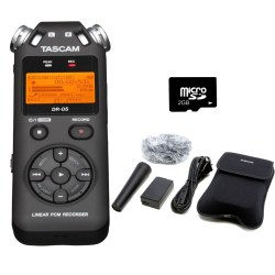 Small Crop Of Tascam Dr 05